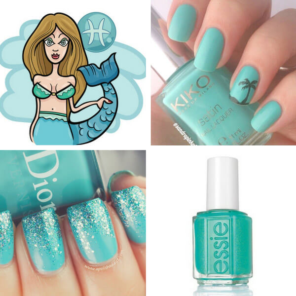 Want A Revealing Guide to The Best Mani For Your Zodiac Sign?