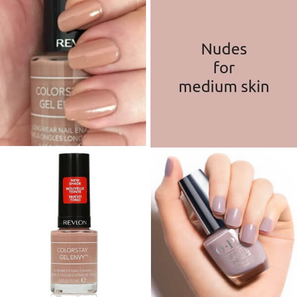Best Nail Color For Yellow Skin Tone