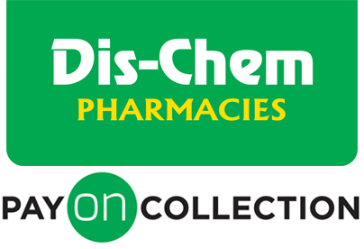 Dis-Chem pay on collection